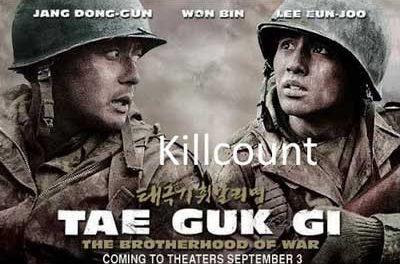 The Brotherhood Of War Full Movie (2004)
